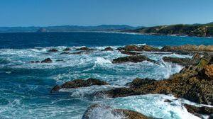 Изменчивое море